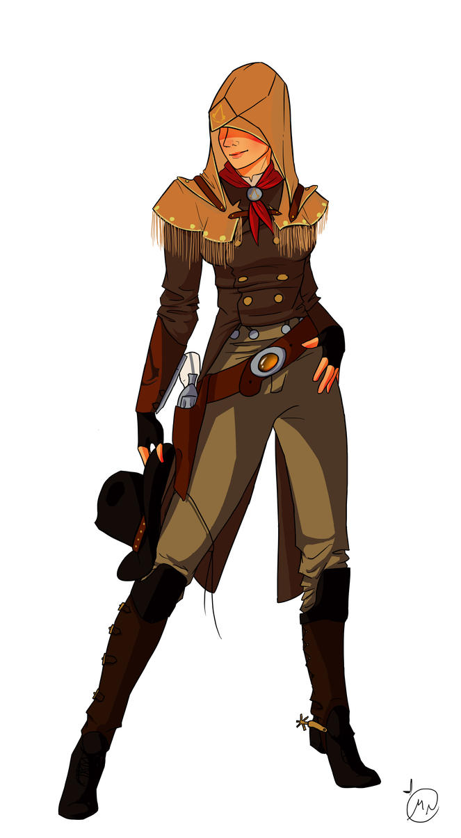 AC High Noon Revamp 2.0 by WesternSpice