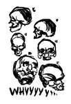 Skull Blocks
