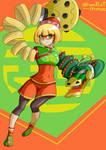 Min Min [Smash Bros.]