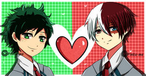 [YCH example] Tododeku for icons F2U