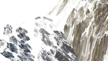 Tundra No 1 - Desktop Wallpaper by Dr-Pen