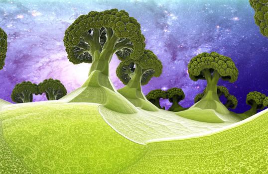 Broccoli Planet