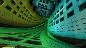 Dark Corridors TA matze2001 - Green Eye