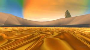 Golden Sands by Dr-Pen