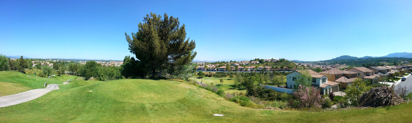 Redhawk Golf Club Panorama by Dr-Pen