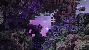 Purple Space Ruins 06 04 2021