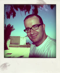 Me on Poladroid by francescovilla