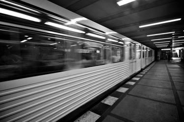 Berlin metro by francescovilla