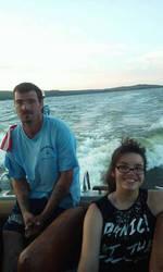 im on a boat xD