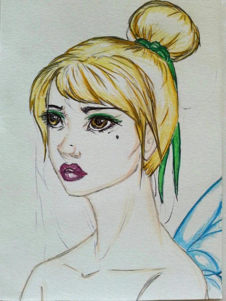 Tinker Bell by maslowfan