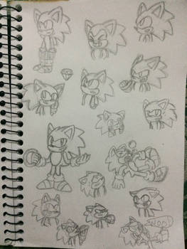 Sonic Sketches
