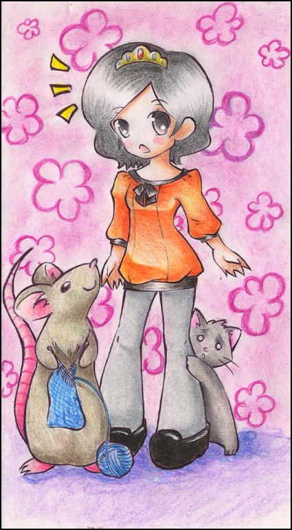 Knit Princess