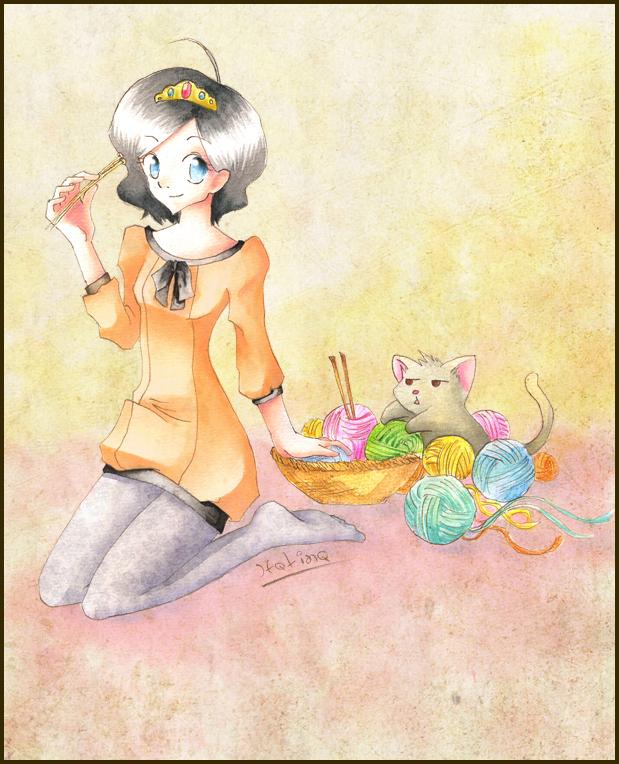 Knit Princess II