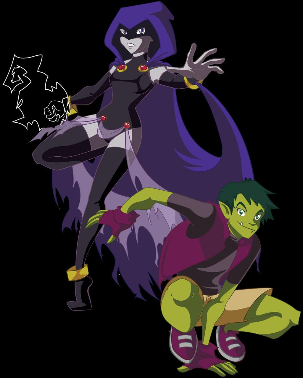 Raven And Beast Boy Lemon Raven And Beast Boy by