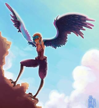 Harpy by SuperOotoro
