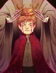Tommen Baratheon coronation -GOT