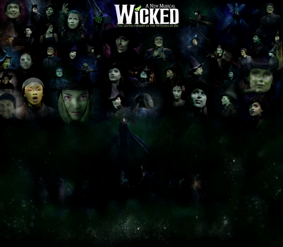 wicked wallpaper by gabmouse on deviantart