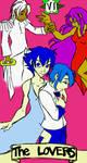 VI - The Lovers by wingedbeastie