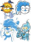 sunshine doodle