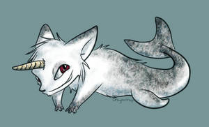 The magestic Narctic Fox