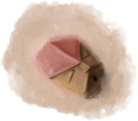 Messing with Sai brushes