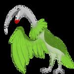 Seam Ripper Bird