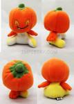Pumpkin-headed fellow