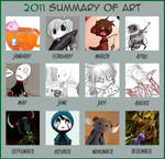 Art Summary 2011