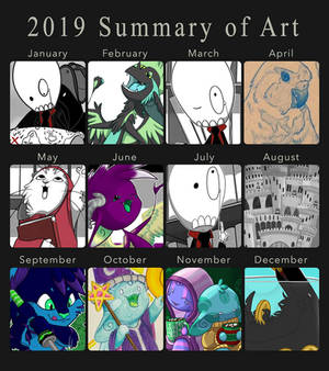 Art Summary 2019