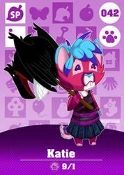 Animal Crossing - Katie