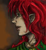 Elfe by Pere-Ankou