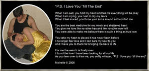 P.S. I Love You 'Till The End