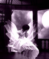 A Fairie's Sorrow by VisualPoetress