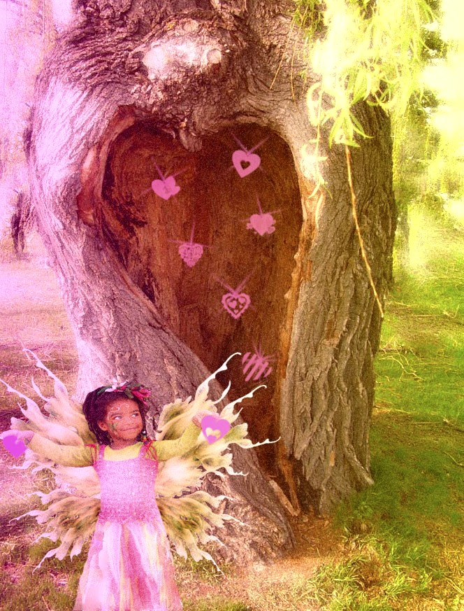 The Love Fairie by VisualPoetress