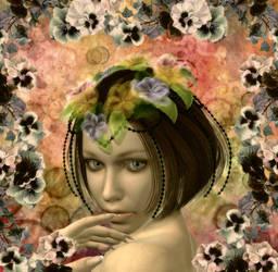Le Plus de Beau Fleur by VisualPoetress