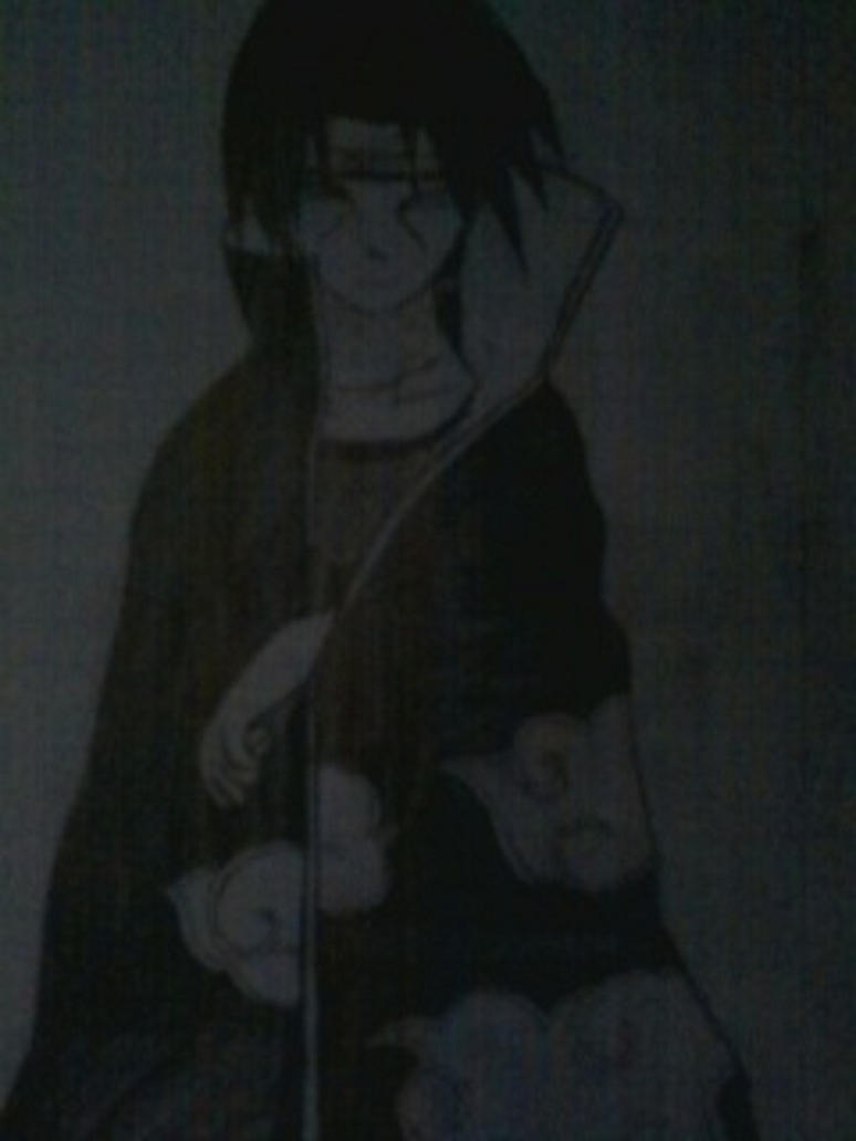 Itachi Uchiha Full Body by Sharyukinnegan32 on deviantART