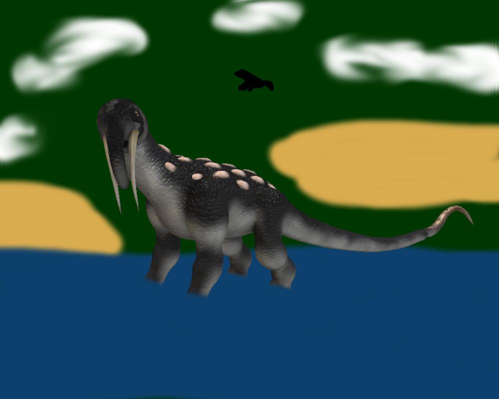 SM-Titanus Mokele-Mbembe by KaprosuchusTheMighty on DeviantArt