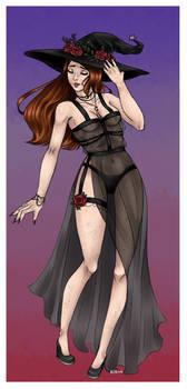 :VD: Secret Halloween - Oxana