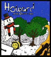 Howard the Ghost Bee