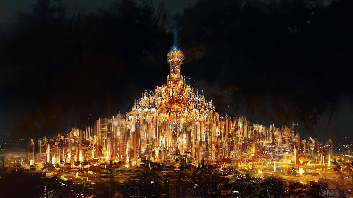 El Dorado by GolpeArt