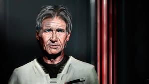 Han Solo by GolpeArt