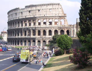Colosseum by cat-man-info