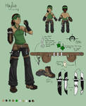 Ref Sheet: The Theif OUTDATED
