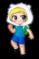 Adventure Time :: Finn by Kenichigo