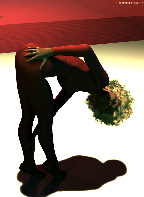 Like a flexy tomato by niauropsaka
