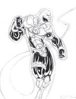 Green Lantern by RUFIX