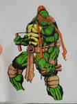 Michelangelo by RUFIX