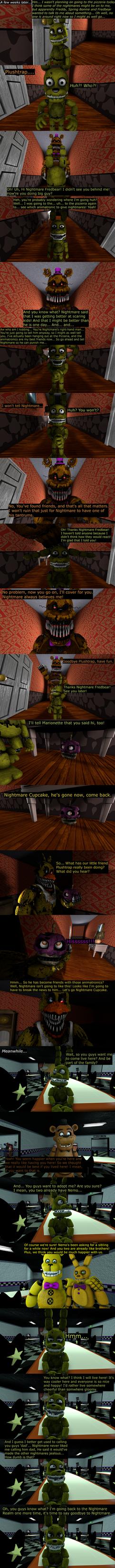 The Misfit Nightmare Pt 10 by EmeraldWerewolfHeart