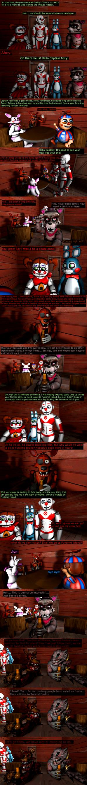 Bedtime Story 2 Part 5 by EmeraldWerewolfHeart