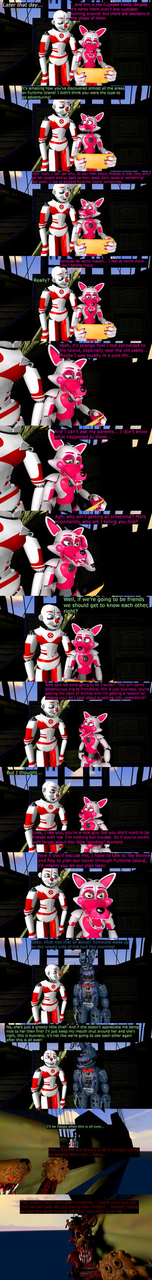 Bedtime Story 2 Part 9 by EmeraldWerewolfHeart